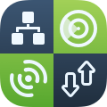 Network Analyzer App Icon